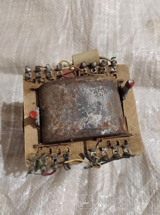 Трансформатор тс180-2, фото №3