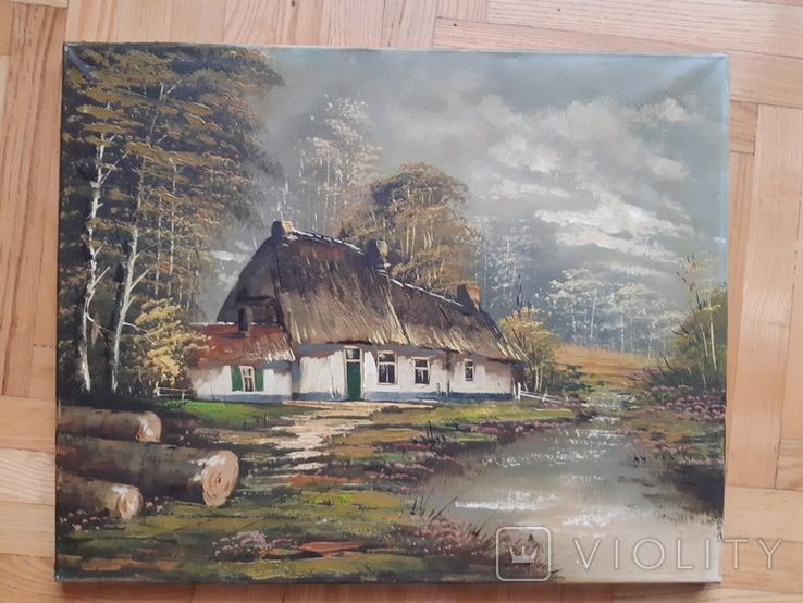 S.Janssens Европейская живопись., фото №2