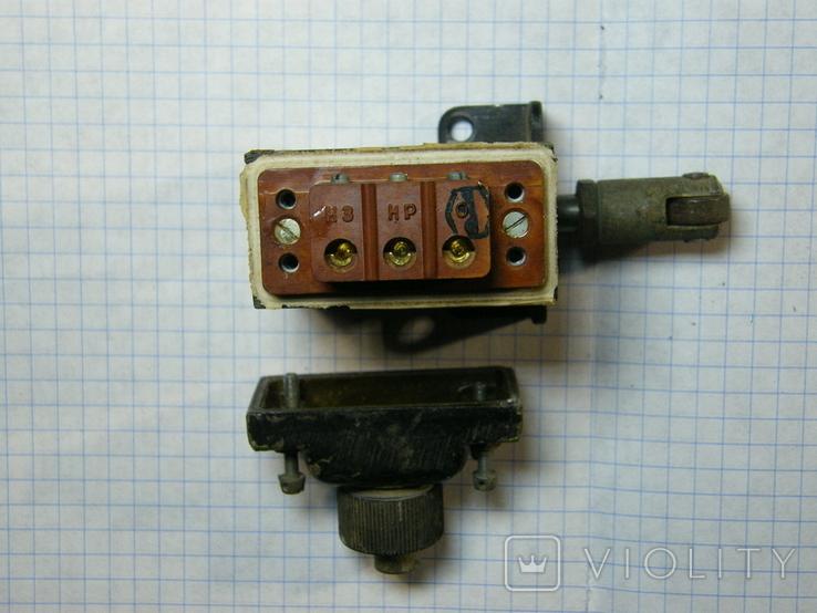 Концевик МВШ - 2Т (ВП?) СССР., фото №6