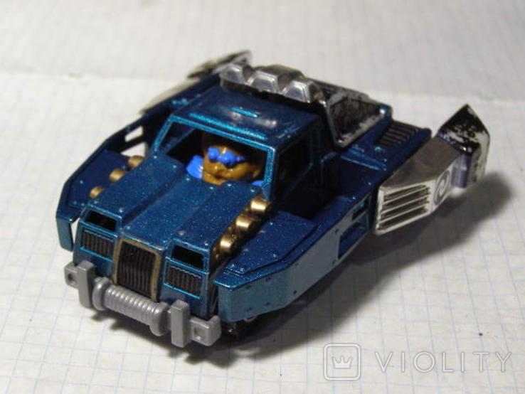модель машины, фото №7