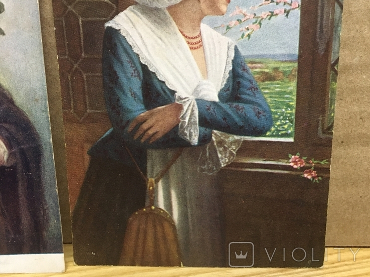 2 красивые открытки, фото №6