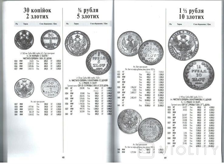 Каталог Монети Балтійських країн 1796-1950 рр, фото №12