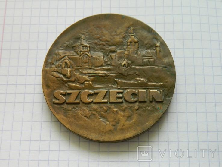 Настільна медаль 15., фото №2