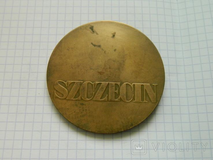 Настільна медаль 16., фото №3