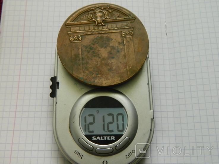 Настільна медаль 16., фото №4
