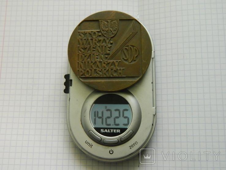 Настільна медаль 17., фото №5