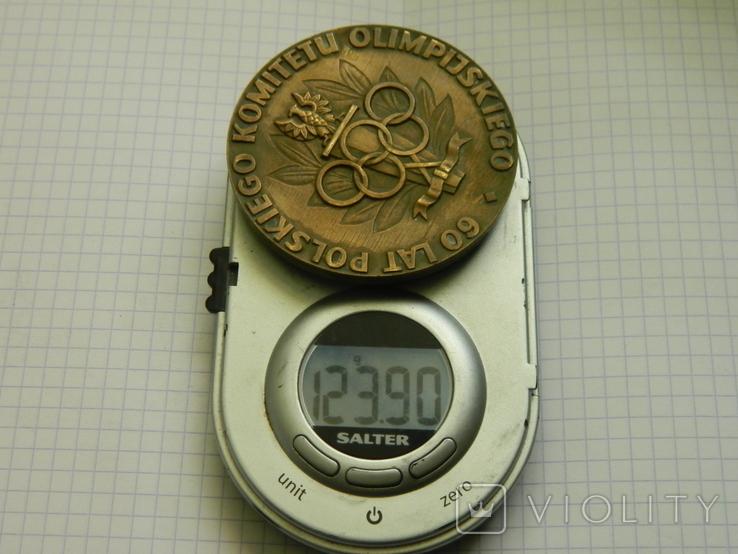 Настільна медаль 20., фото №4