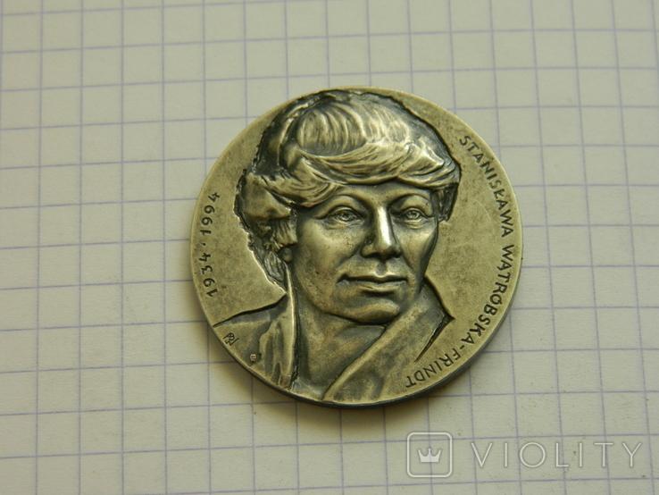 Настільна медаль 22., фото №2