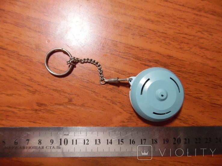 Брелок СССР Диск, фото №3