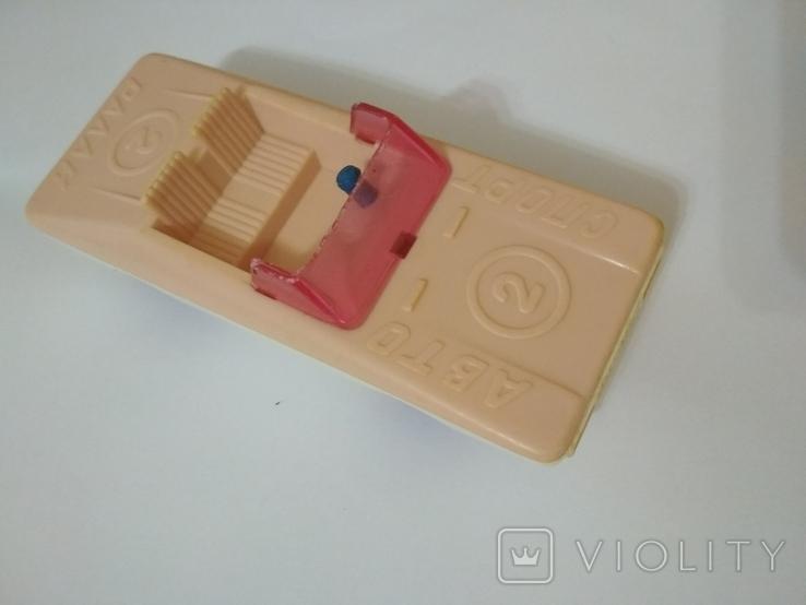 Машинка игрушечная, игрушка СССР, фото №2