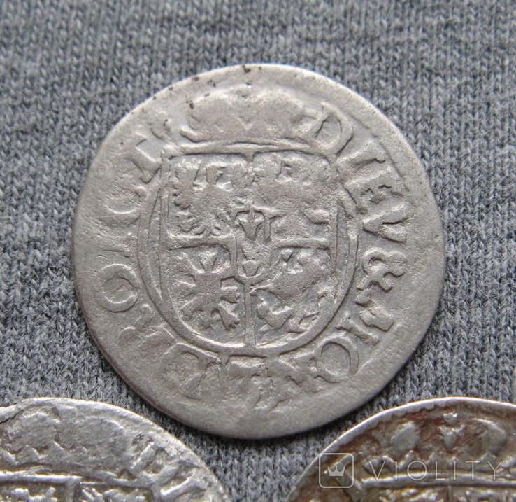 1/24 талера 1600-х годов. Георг Вильгельм. Пруссия ( 3 штуки )., фото №7