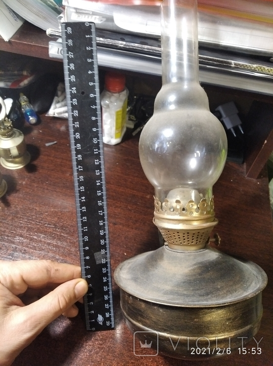 Керосиновая лампа, фото №2