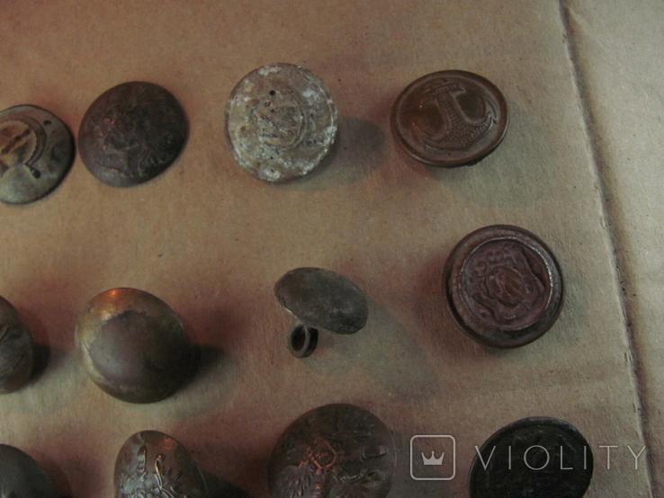 Пуговицы разные, фото №6