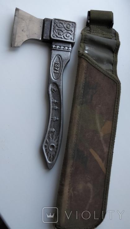 Сувенирный разделочный кухонный топорик(СССР), фото №2