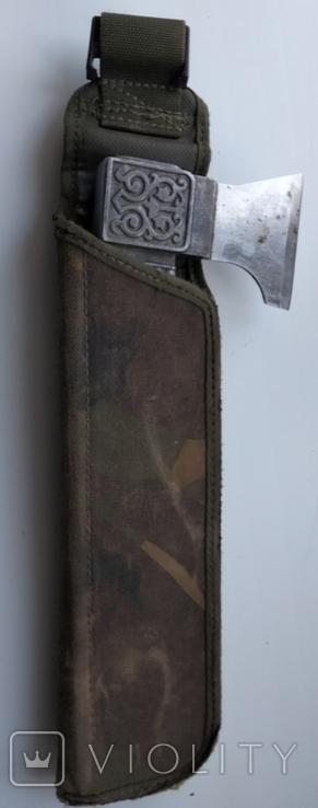 Сувенирный разделочный кухонный топорик(СССР), фото №6