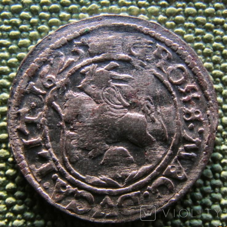 Грош 1625 года, фото №4