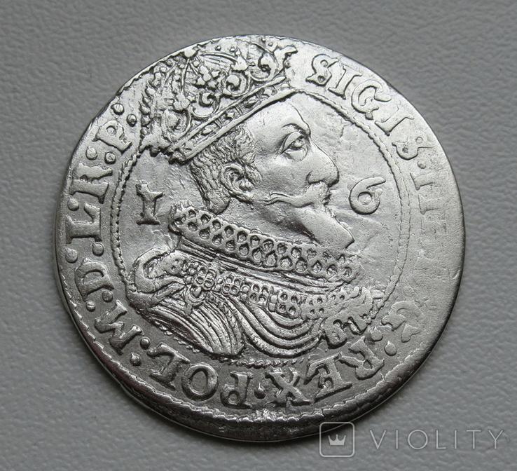 Орт 1625 г. Гданьск, фото №2