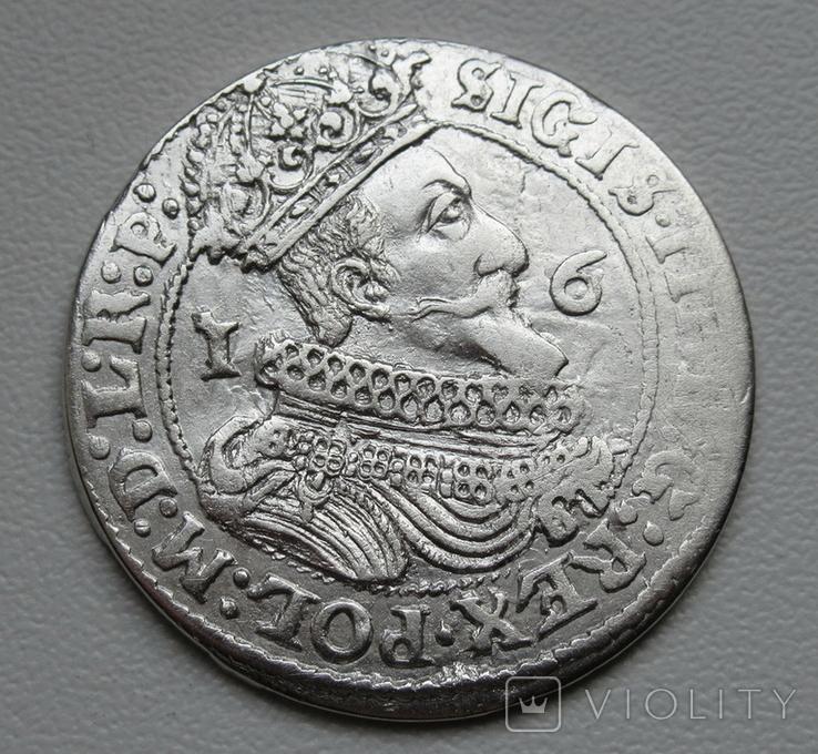 Орт 1625 г. Гданьск, фото №3