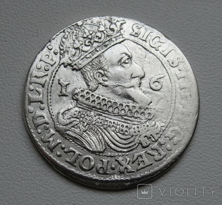 Орт 1625 г. Гданьск, фото №4