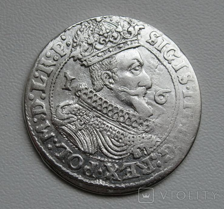 Орт 1625 г. Гданьск, фото №5