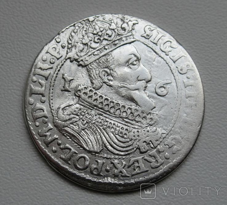 Орт 1625 г. Гданьск, фото №6