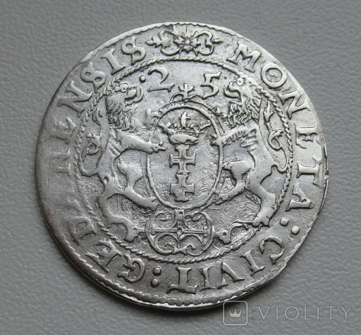 Орт 1625 г. Гданьск, фото №9