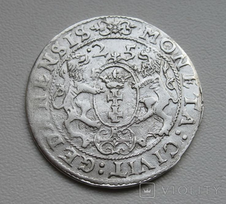 Орт 1625 г. Гданьск, фото №10