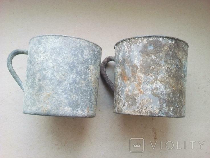 Кружки ркка, с клеймами, фото №6