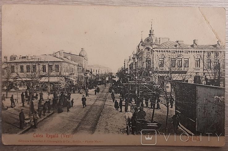 Браила, Румыния 1909г., фото №2