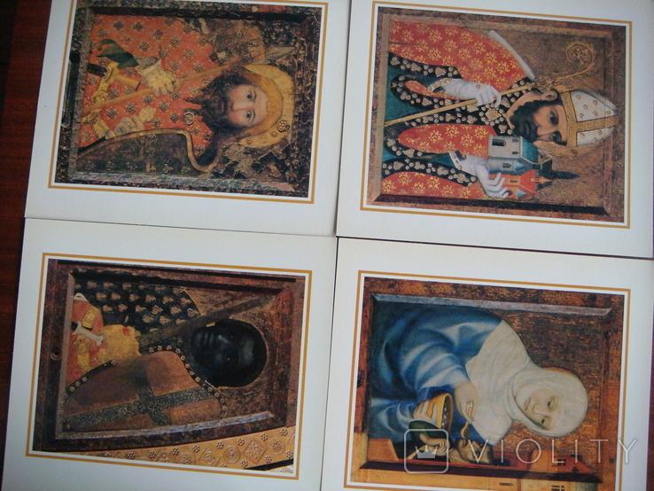Набор открыток Чехия.Мастер Теодорих.12 шт., фото №7