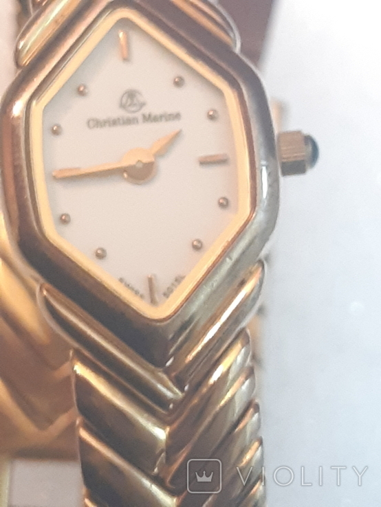 Часы Chistian Marine, фото №10