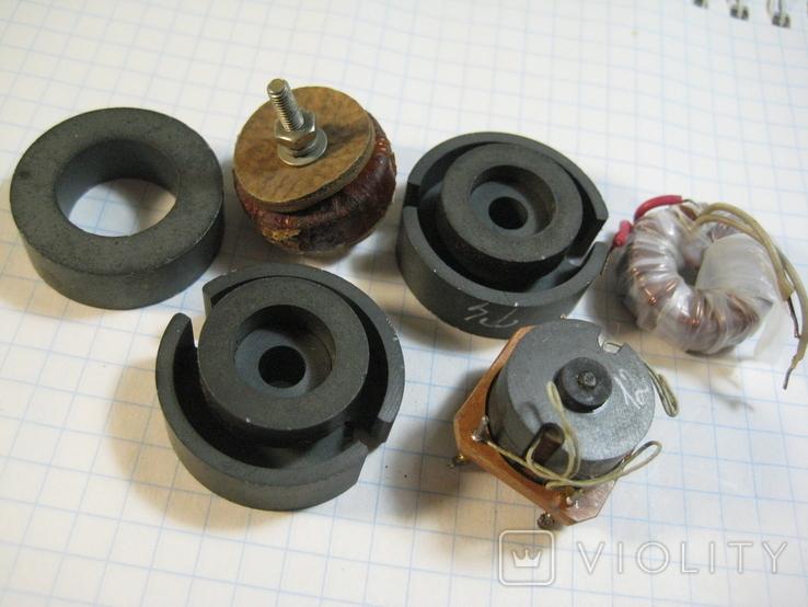 Радиодетали, разное, фото №2