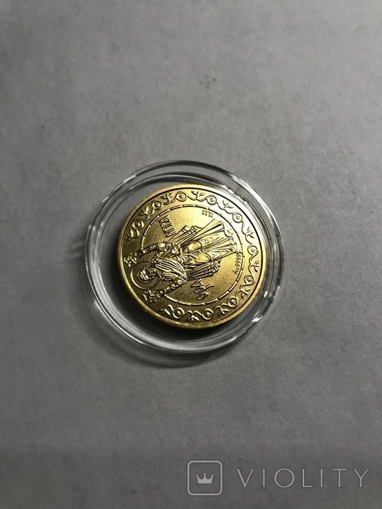 """250 грн 1996 """"Оранта"""" 999.9 Банківський стан, фото №7"""