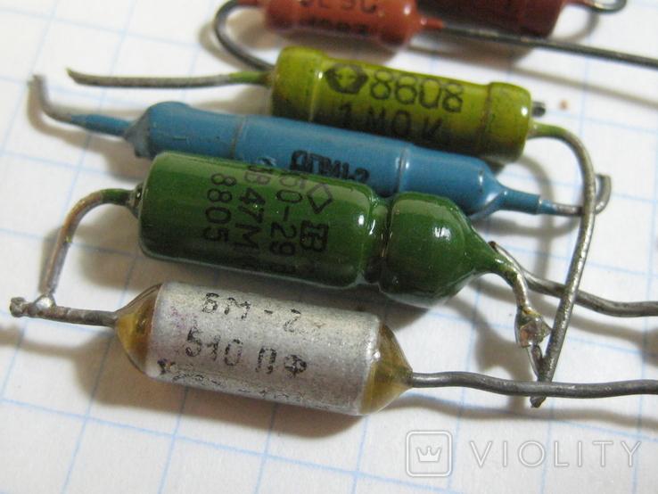 Радиодетали, разное №2, фото №5