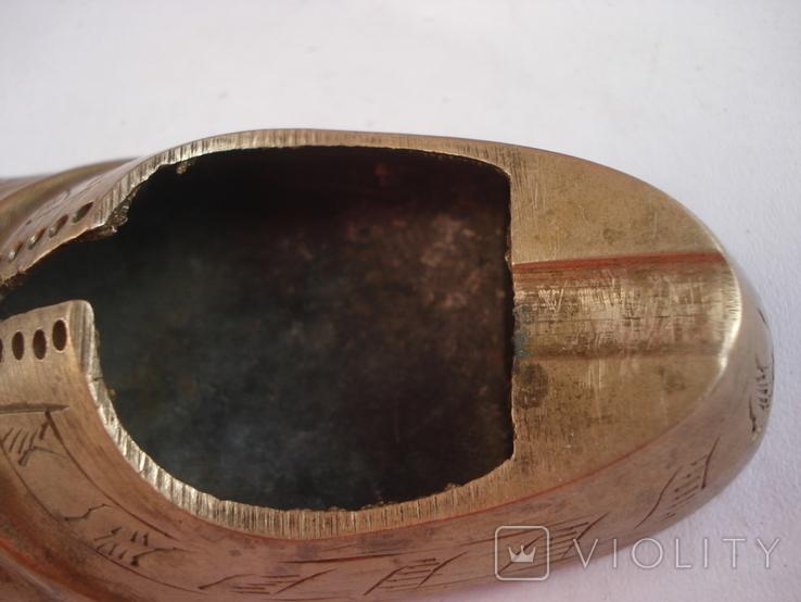 """Скороход"" туфель под пепельницу., фото №4"