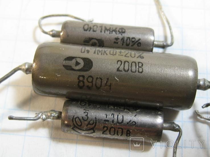 Радиодетали, разное №9, фото №3