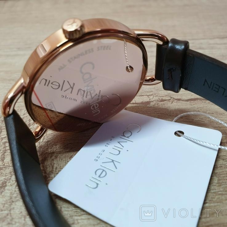 Новые женские часы Calvin Klein k7b236g3. Оригинал из США, фото №4