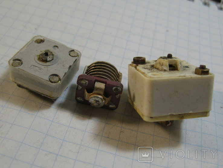 Радиодетали, разное №17, фото №2