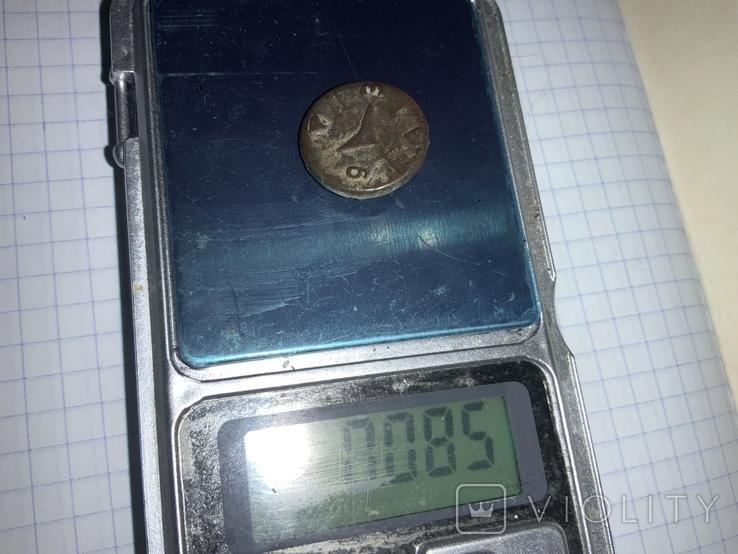 Пуговица с изображением циферблата, фото №5