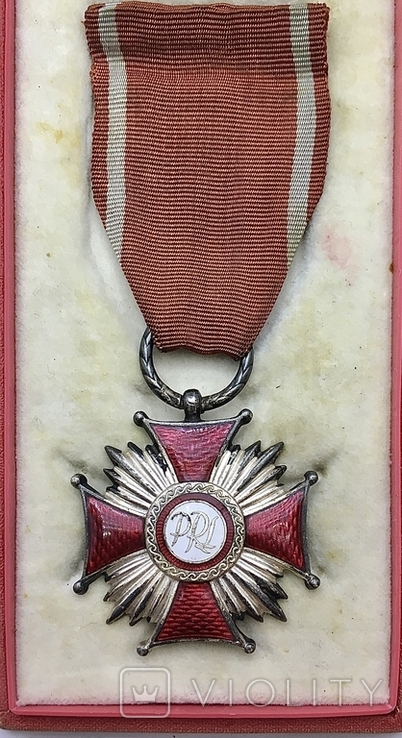 Орден Польшы за заслуги 2 ст, фото №2
