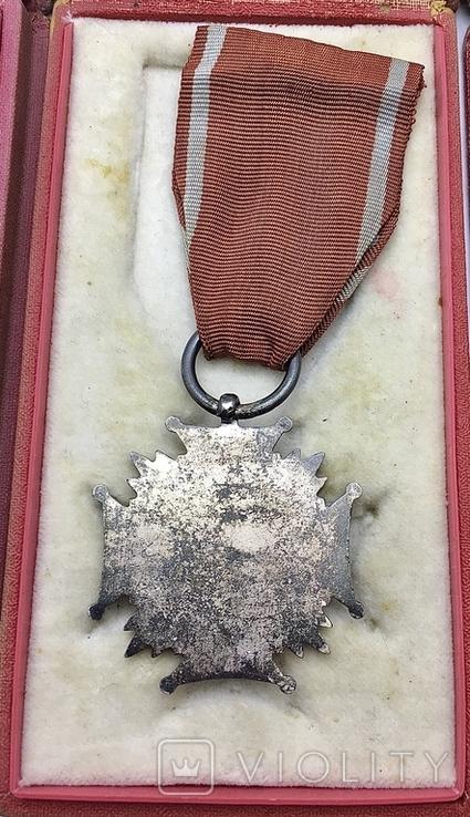 Орден Польшы за заслуги 2 ст, фото №3