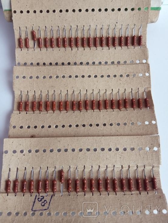 Резистори 2,2 кОм (60 шт.), фото №4