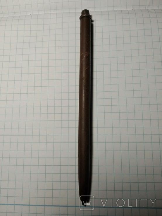 Ручка латунна вінтаж, фото №6