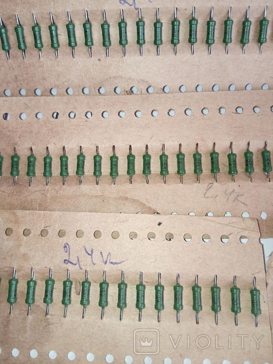 Резистори 2,4 к, фото №5