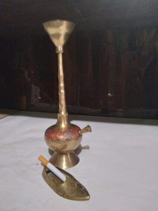 Кальян с пепельницей, фото №2