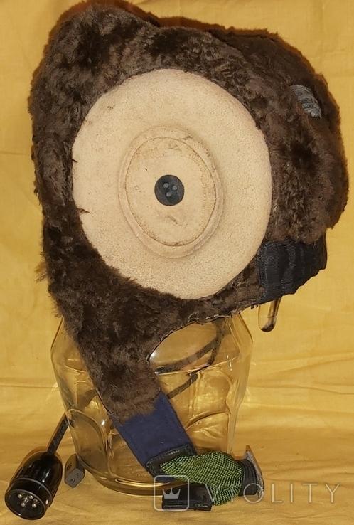 Шлем лётчика, фото №8