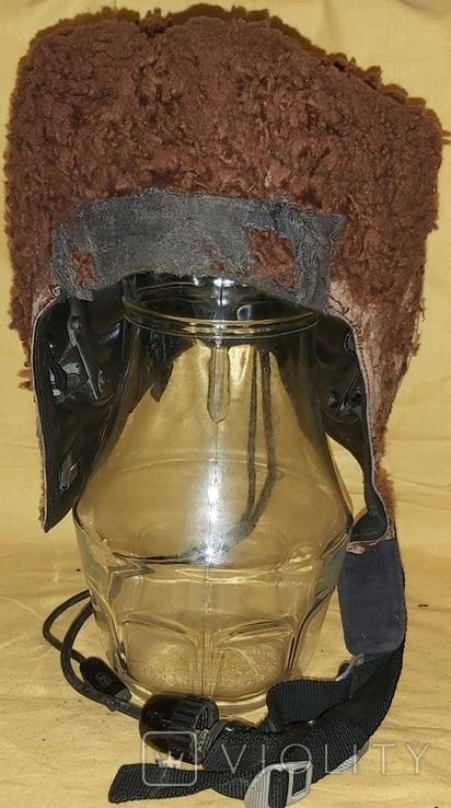 Шлем лётчика, фото №6