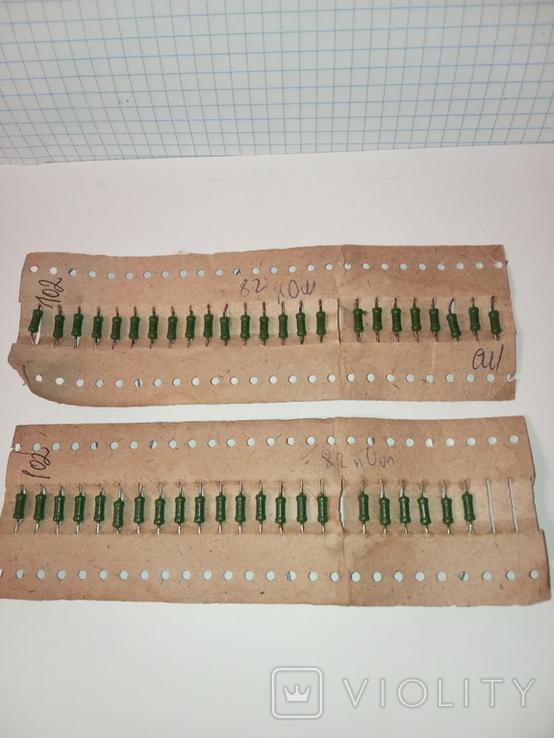 Резистори 82 кОм, фото №5