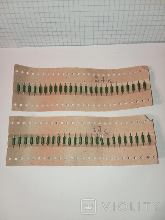 Резистори 27 к, фото №2