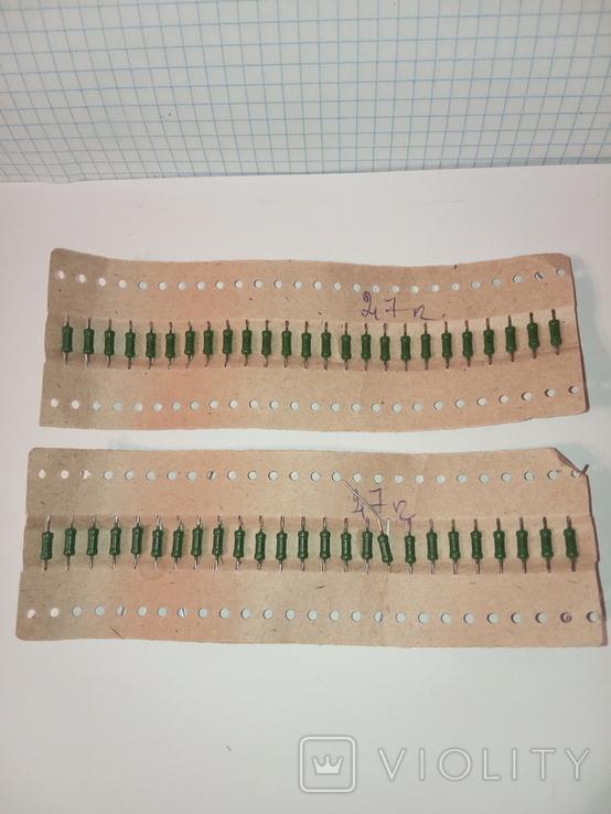 Резистори 27 к, фото №4